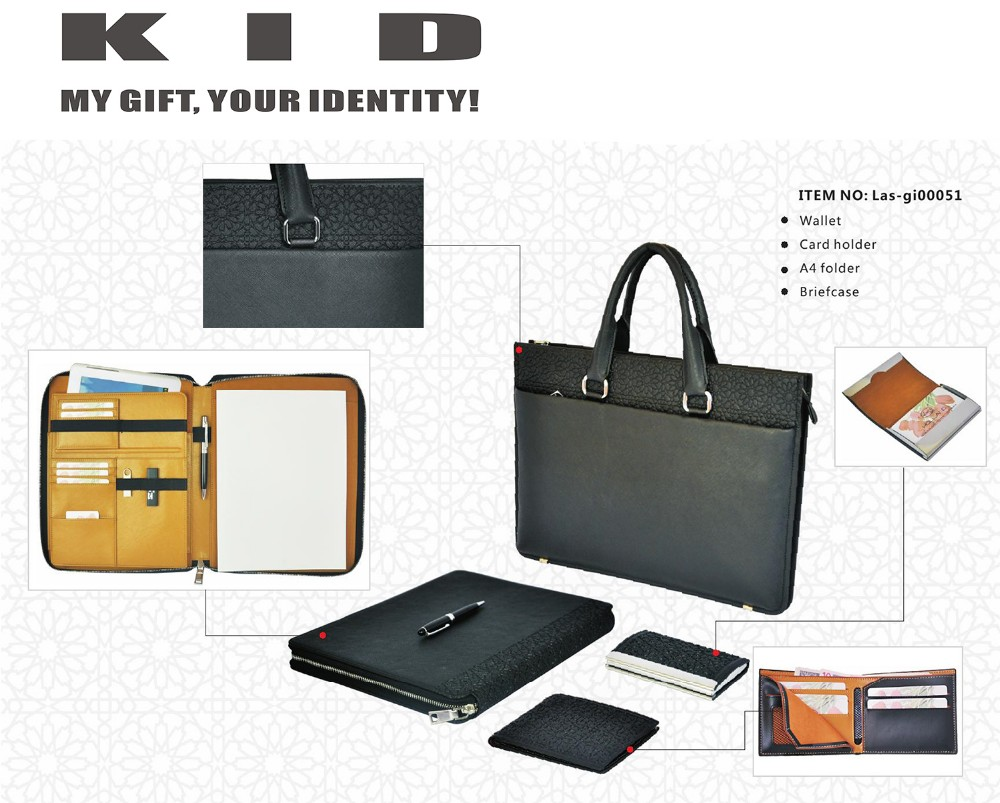 business gift - luxury corporate gift set for business man