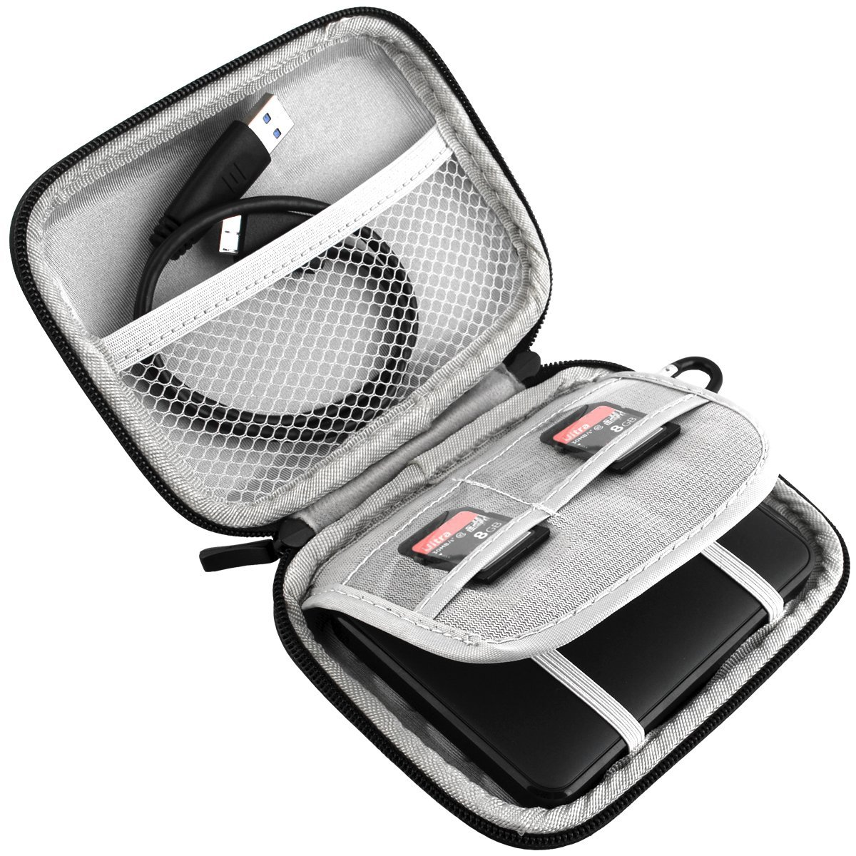 protective travel cases- eva travel case for electronics