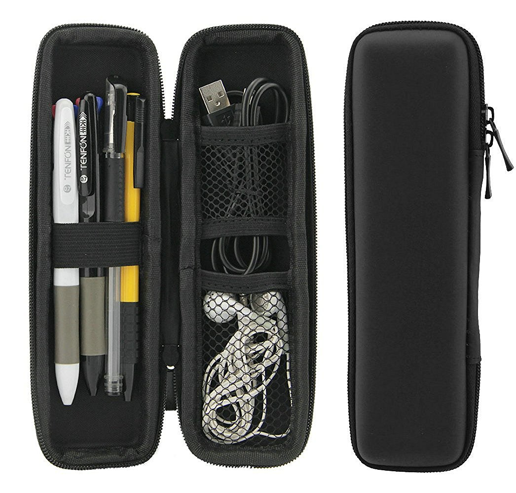 pen box - EVA Hard Shell Stylus Pen Pencil Case Holder
