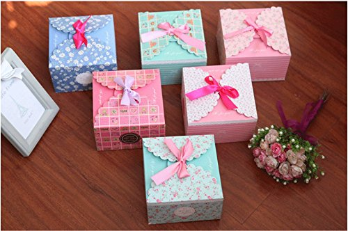 paper gift box - New design one piece craft paper packaging gify box
