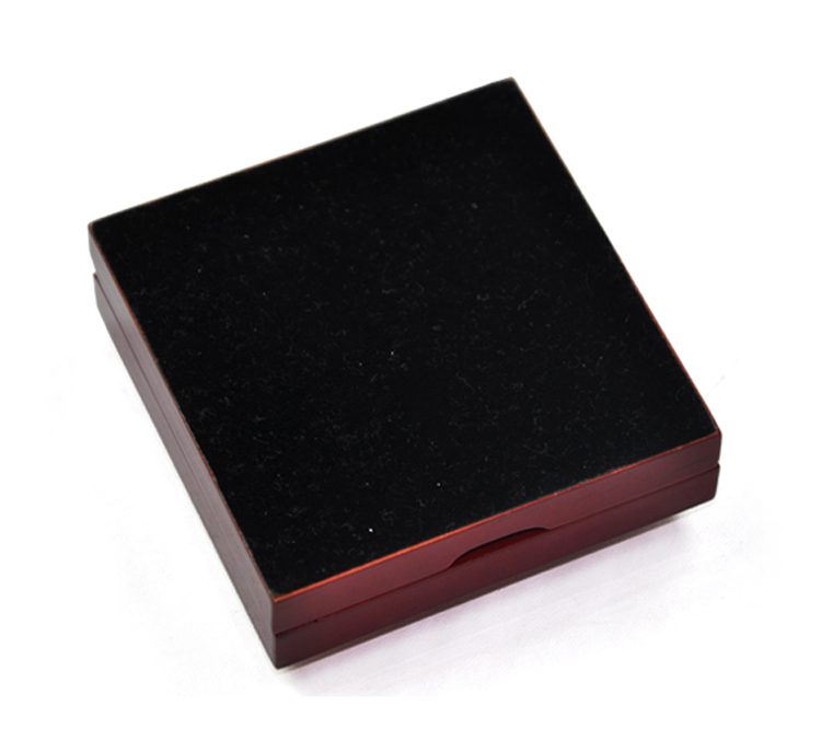 wooden coin box - Luxury custom display wooden coin box