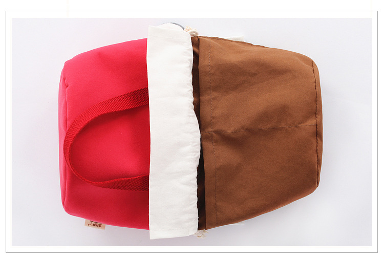 drawstring cosmetic bag -Oem custom drawstring cosmetic bag